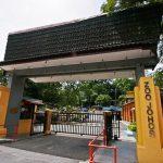 Kunjungi ke Zoo Johor