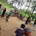 Lepak di Animal Park, Bukit Tinggi Resort