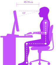 posture duduk