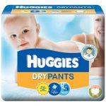 Tukar Huggies Dry Pants Lebih Senang Dipakai