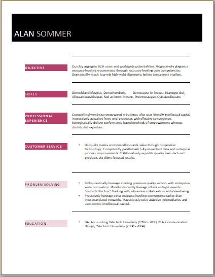 Typical Goldman Sachs Resume Resume Construction Manager Duties